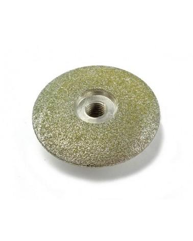 Diamantkomschijf M14 electroplated 80 mm K 50