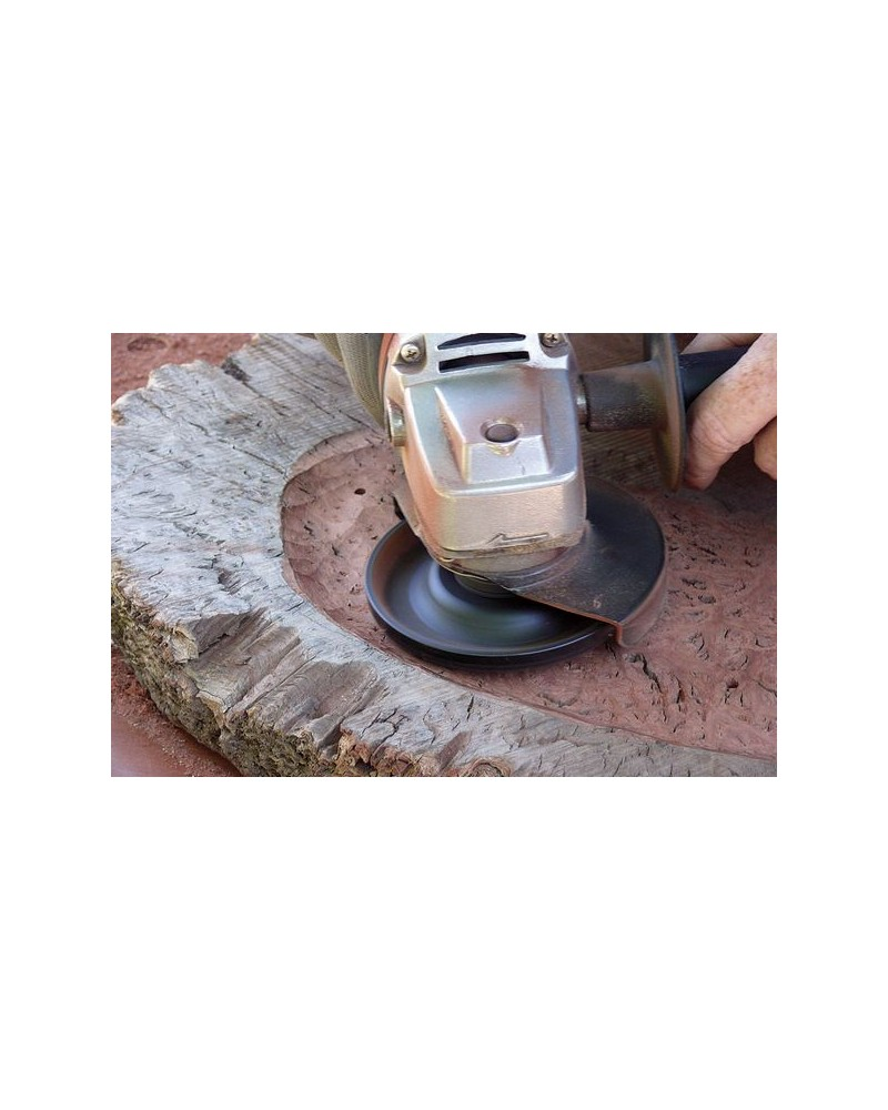 IJzerhoudende kleipoeder Oker 500 gr