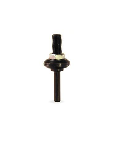 Aufnahmedorn für Raspelfräsrad Ø 6,35 mm