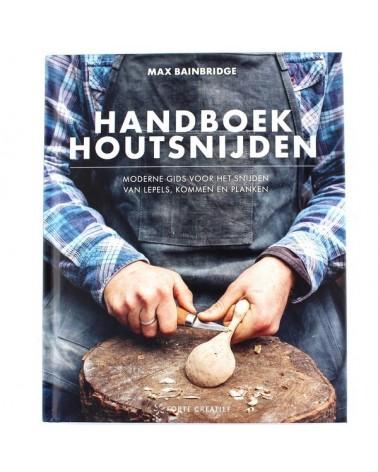 Handboek houtsnijden Max Bainbrigde