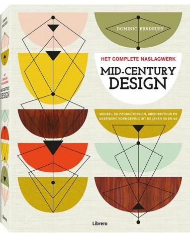 Mid-century design Het complete naslagwerk
