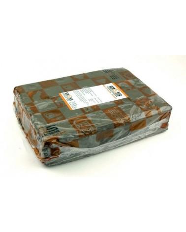 Klei 366, zwart-bruin, chamotte 25%  0,5 mm  10 kg