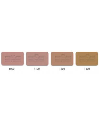 Klei 596, rood-bruinroze, chamotte 40% 0-1,5 mm 10 kg