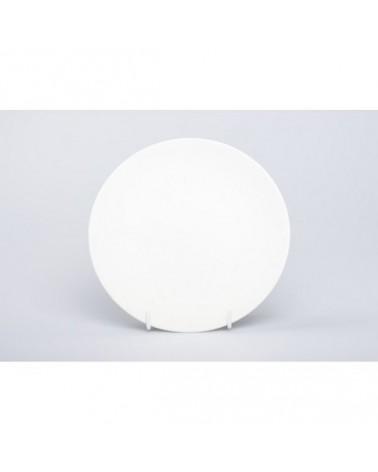 Biscuitbord spiegel 19 cm.per 24st.