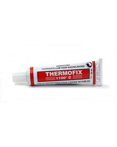 Thermofix tube 70 ml (max. 1100°C)