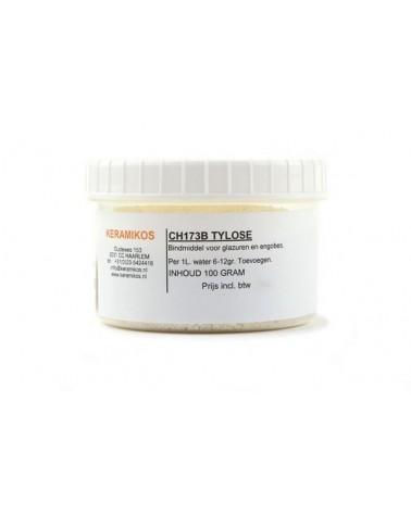 Tylose bind-/zweefmiddel  100 gr