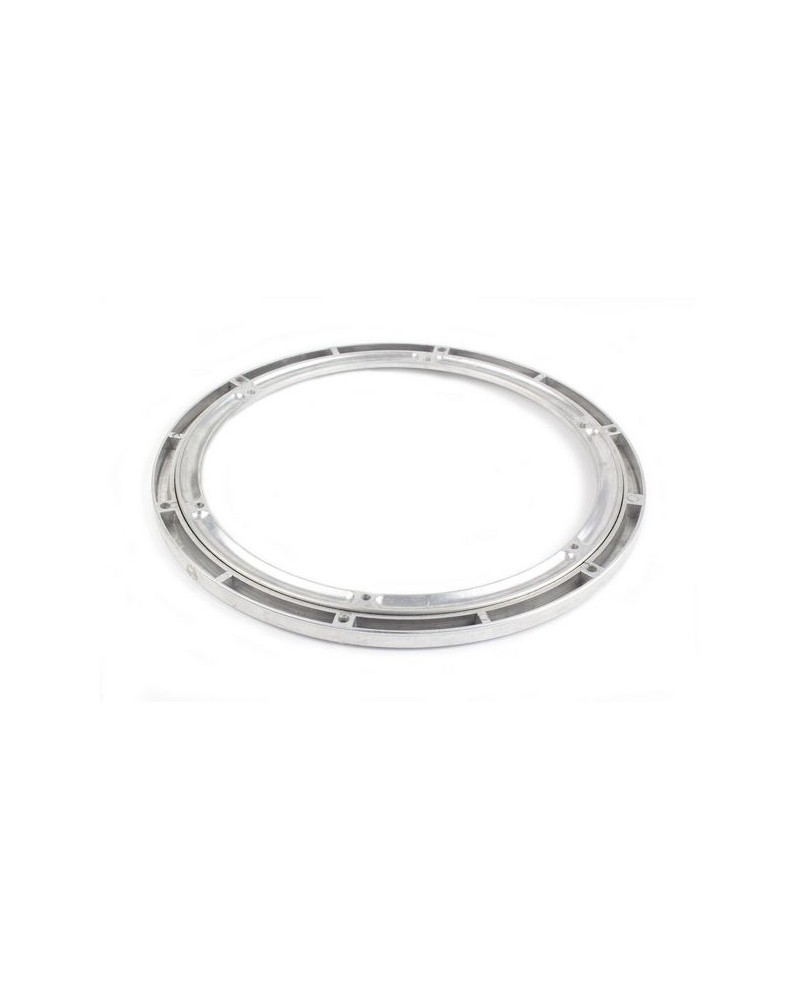 Draairing aluminium  diameter 33 cm cap. 80 kg