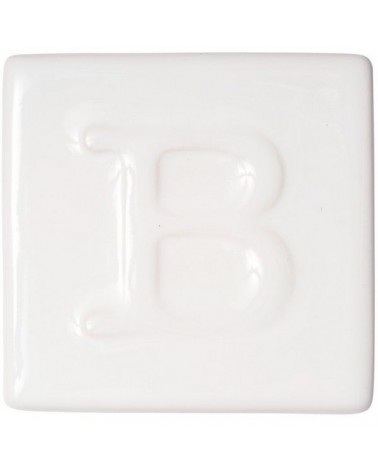 Kwastglazuur wit glanzend 9101