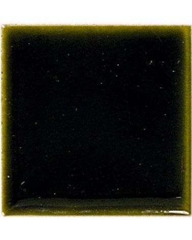 Kwastglazuur olijfgroen glanzend 9344