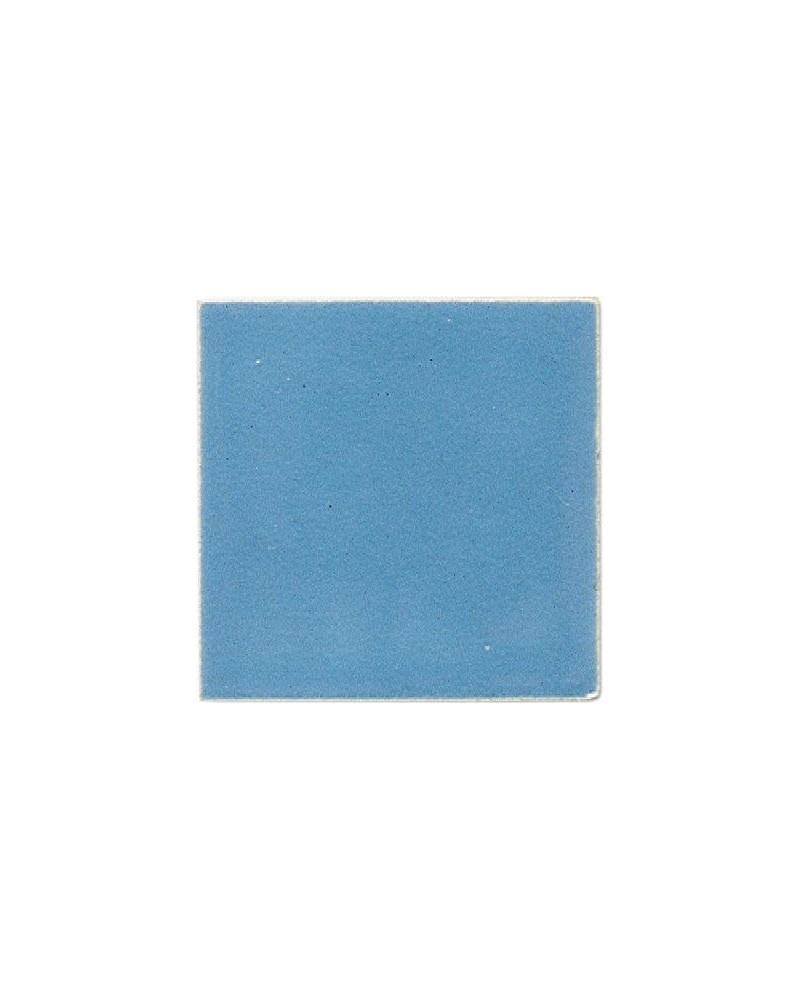 Kwastglazuur hemelsblauw glanzend 9448