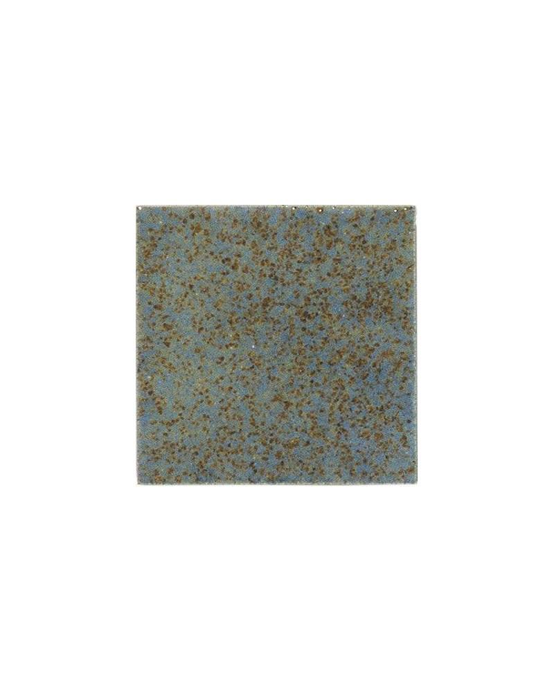 Kwastglazuur herfstblauw bruin zijdeglans 9457