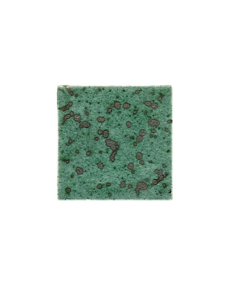 Kwastglazuur smaragd zijdeglans 9474