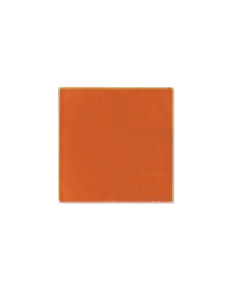 Kwastglazuur mandarijn glanzend 9480