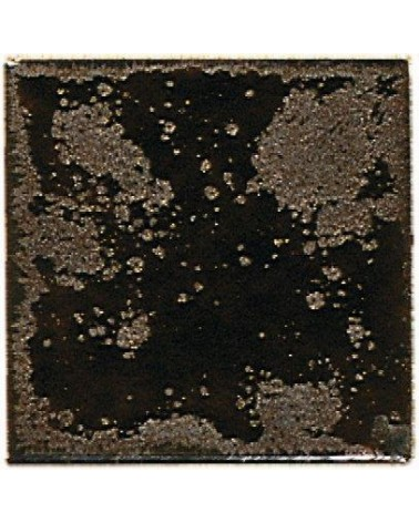 Kwastglazuur koper goud glanzend 9576