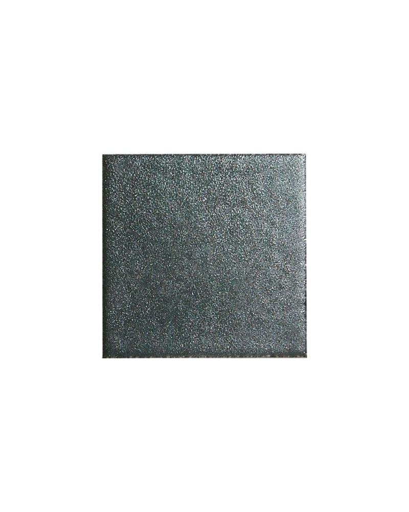 Kwastglazuur zilverzwart zijde mat 9580