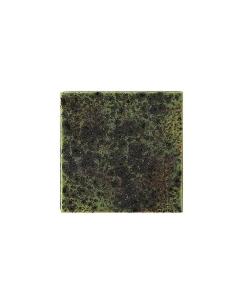 Kwastglazuur krokodil zijde mat 9582