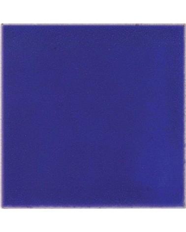 Kwastglazuur felblauw zijdeglans 9590