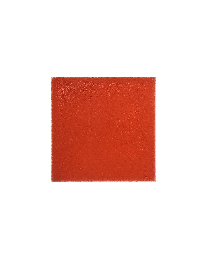 Kwastglazuur vuurrood glanzend 9602