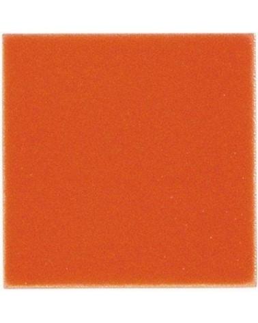 Kwastglazuur rood oranje glanzend 9610