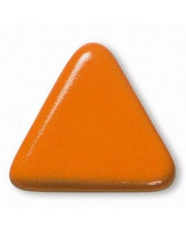 Steengoed oranje glanzend 9872