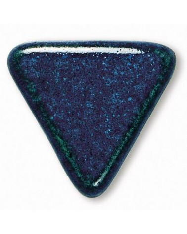 Steengoed diepblauw glanzend 9881
