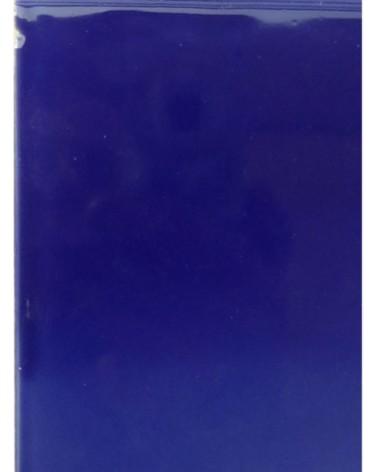 Koningsblauw glans glazuur aardewerk