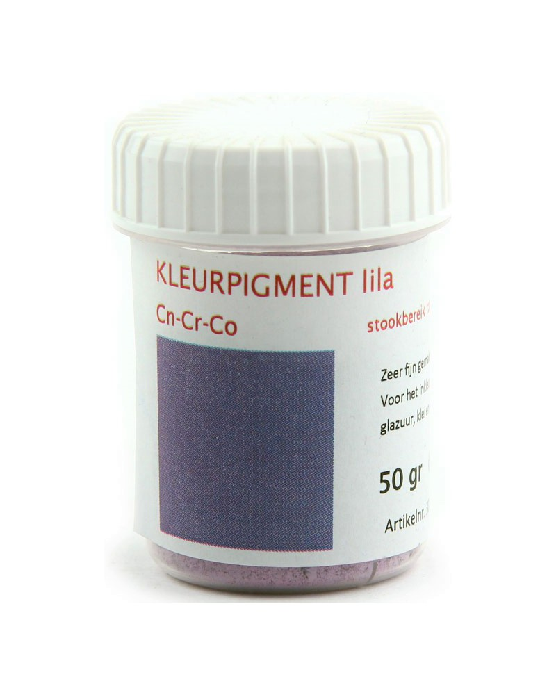 Kleurpigment lila