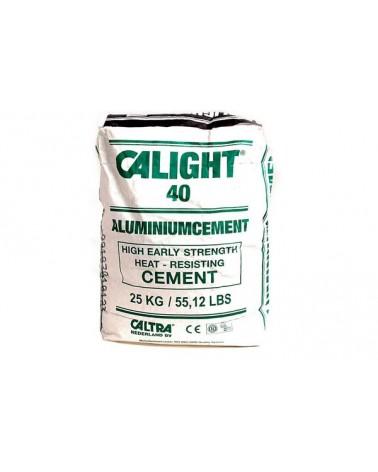 CALIGHT 40 Aluminiumzement dunkel