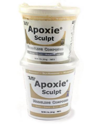 Apoxie Sculpt Natural - 4 lb (1.81 kg)