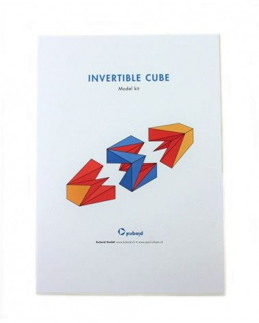 Bouwpaket omstulpbare kubus
