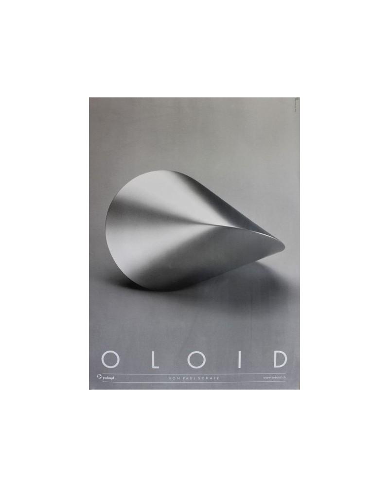 Poster Oloïde 84 x 60 cm