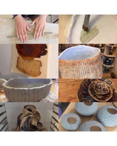 Handgevormd keramiek,