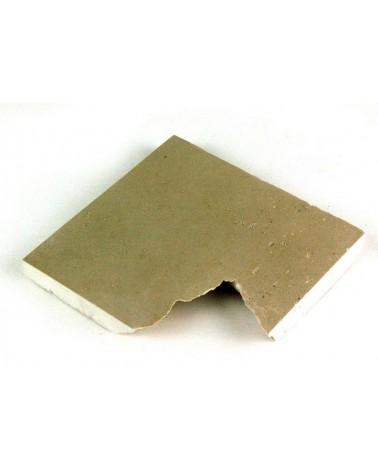 Beige kalksteen, dicht van structuur