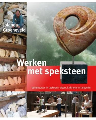 Werken met Speksteen, Jolanda Groeneveld herziene druk