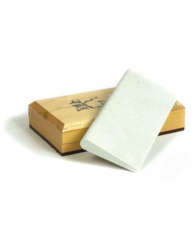 Schuursteenset voor marmer met 5 korrelgroftes