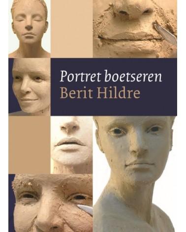 Portret Boetseren Berit Hildre