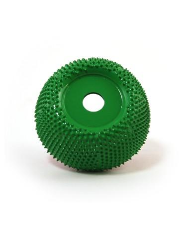 Raspschijf 45 mm komvorm (cup)