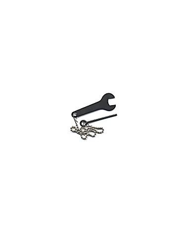 Pin en sleutel voor handstukken Foredom