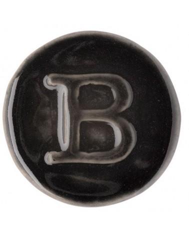 Kwastglazuur Onyx zwart PRO 9312
