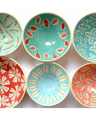 Kleurrijk keramiek- Inge Burgerhoudt