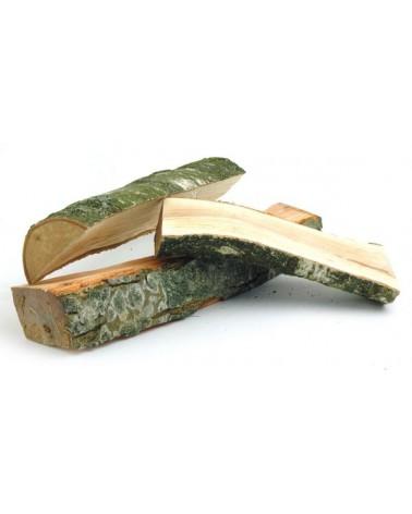 3 stukken vershout om lepels uit te snijden