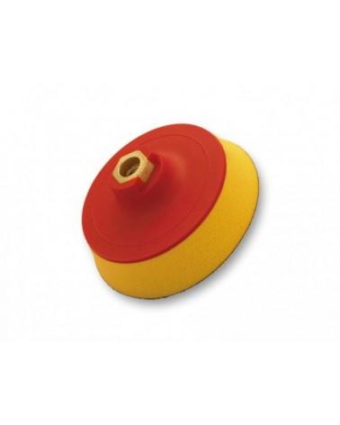 Klitsteunschijf zeer flexibel 125 mm Ø  25 mm schuim