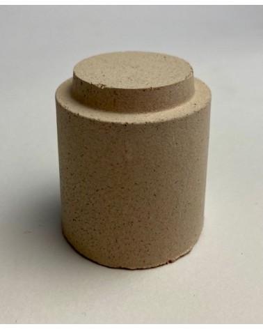 Stapelsteun Ø 45 mm (max. 1280°C) 4,5cm
