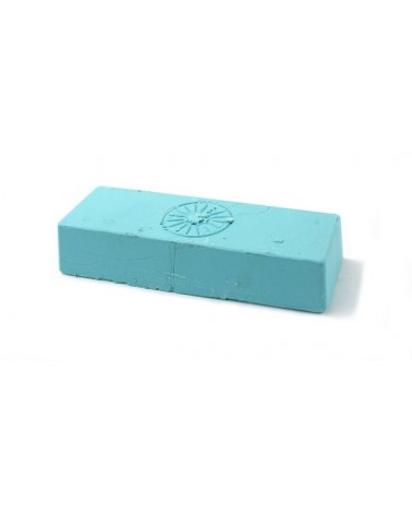 Polijstpasta blauw messing 500 gram