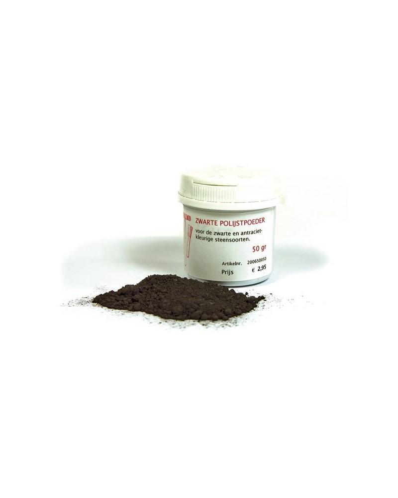 Polijstpoeder zwart