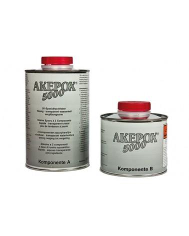 AKEPOX 5000 transp. helder 1500 g