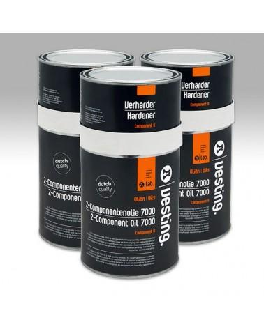 2-componenten olie 7000 naturel 1 liter