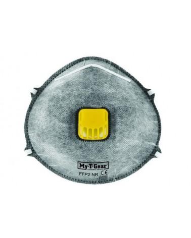 Fijnstofmasker FFP2 met aktieve koolstof