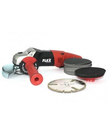 FLEX L 3406 VRG met zaagblad en schuurset