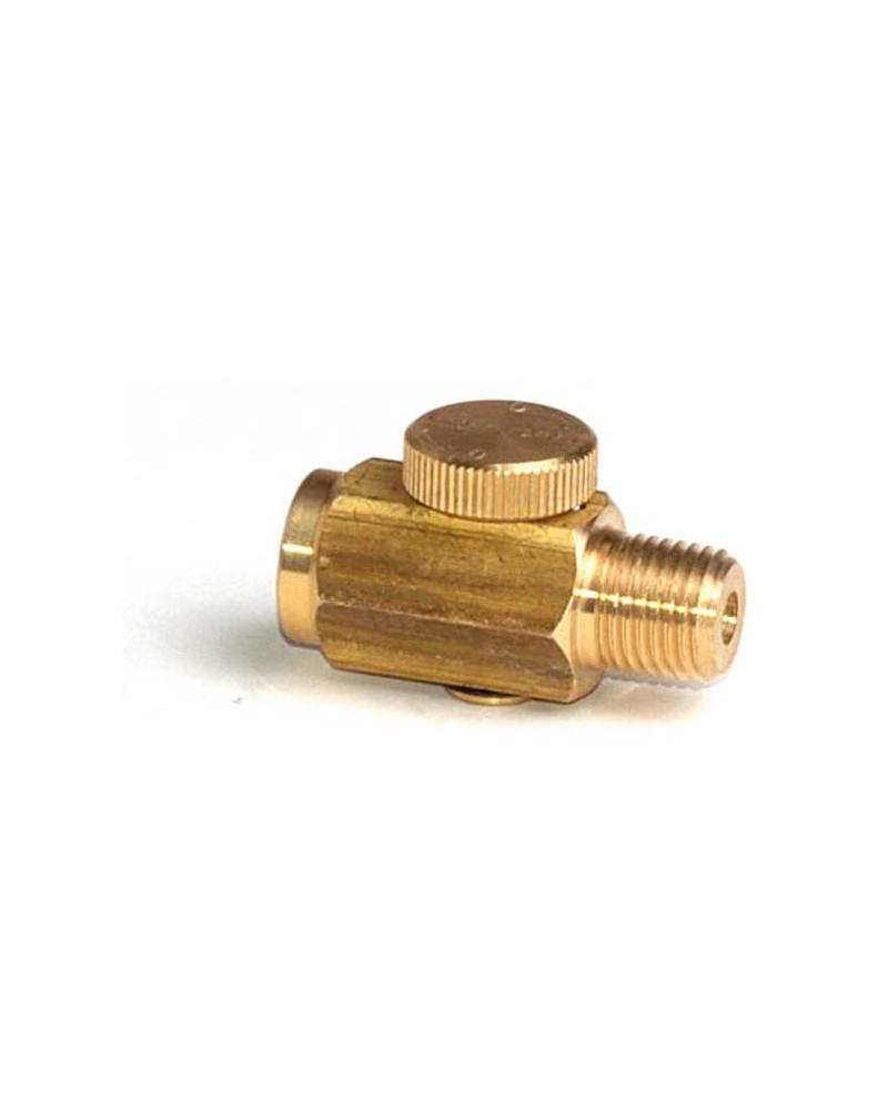 Reduceerventiel 1/4 inch aansluiting
